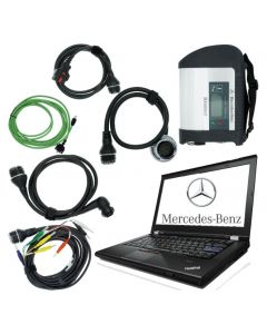 Interfejs Diagnostyczny Mercedes SD CONNECT C4 DAS FDOK + pomoc + laptop gratis T420 LENOVO
